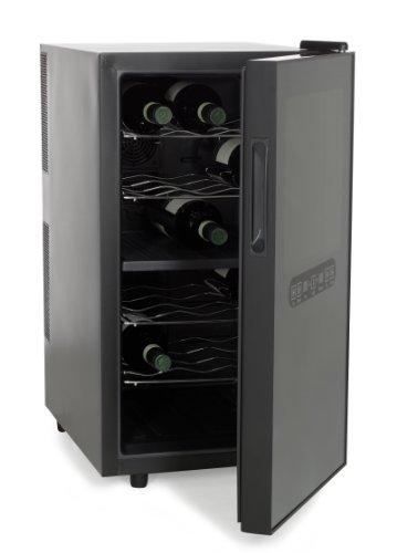 Amstyle Weinkühlschrank Mini-Kühlschrank Zweizonen