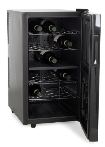 Amstyle Weinkühlschrank Mini-Kühlschrank Zweizonen - 2