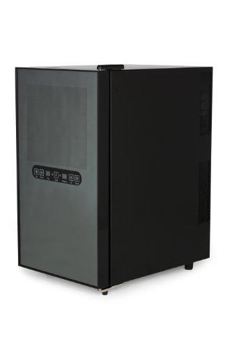 Amstyle Weinkühlschrank Mini-Kühlschrank Zweizonen - 3