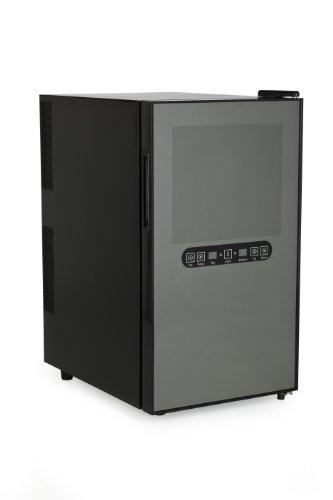 Amstyle Weinkühlschrank Mini-Kühlschrank Zweizonen - 22
