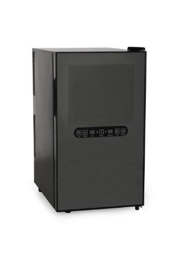 Amstyle Weinkühlschrank Mini-Kühlschrank Zweizonen - 23