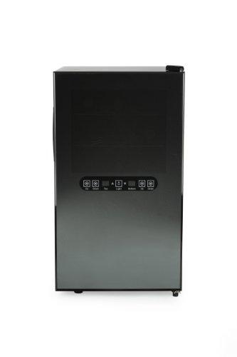 Amstyle Weinkühlschrank Mini-Kühlschrank Zweizonen - 24