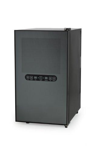Amstyle Weinkühlschrank Mini-Kühlschrank Zweizonen - 25