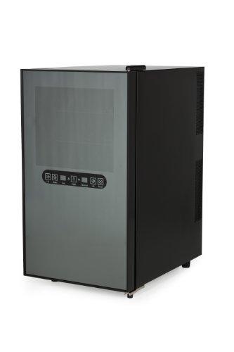 Amstyle Weinkühlschrank Mini-Kühlschrank Zweizonen - 26