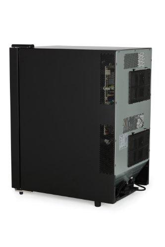 Amstyle Weinkühlschrank Mini-Kühlschrank Zweizonen - 8