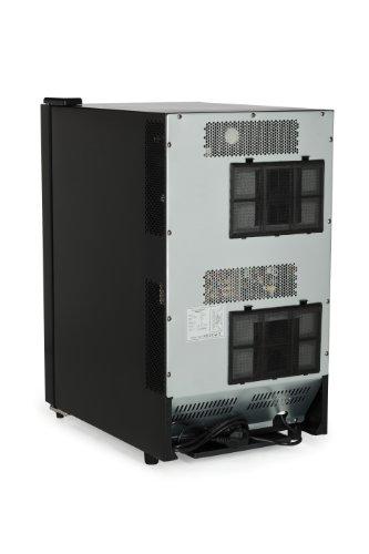 Amstyle Weinkühlschrank Mini-Kühlschrank Zweizonen - 10