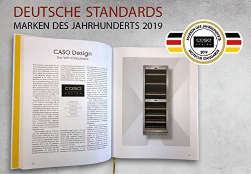 CASO WineMaster Touch 38-2D Design Weinkühlschrank - 4